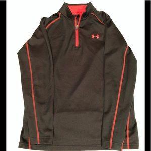 Under Armour 1/4 zip sweater